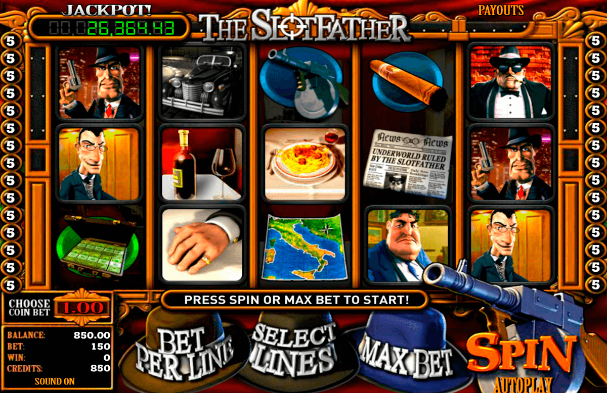 the slotsfather betsoft casino