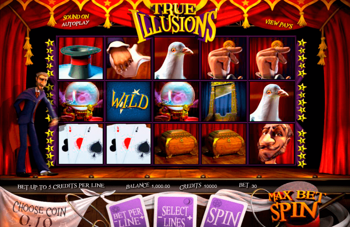 true illusions betsoft casino