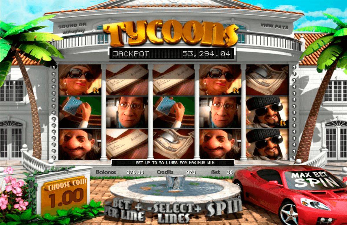 tycoons betsoft casino