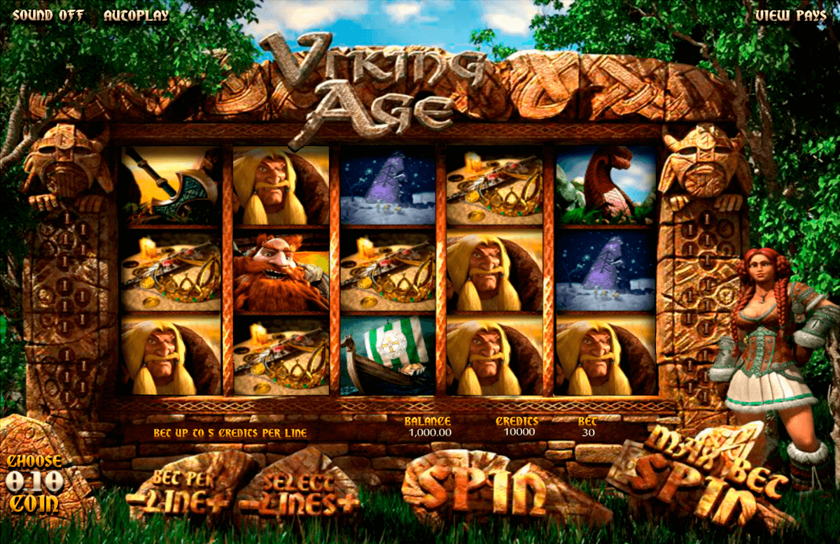 viking age betsoft casino