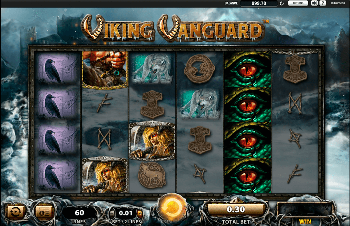 viking vanguard wms casino