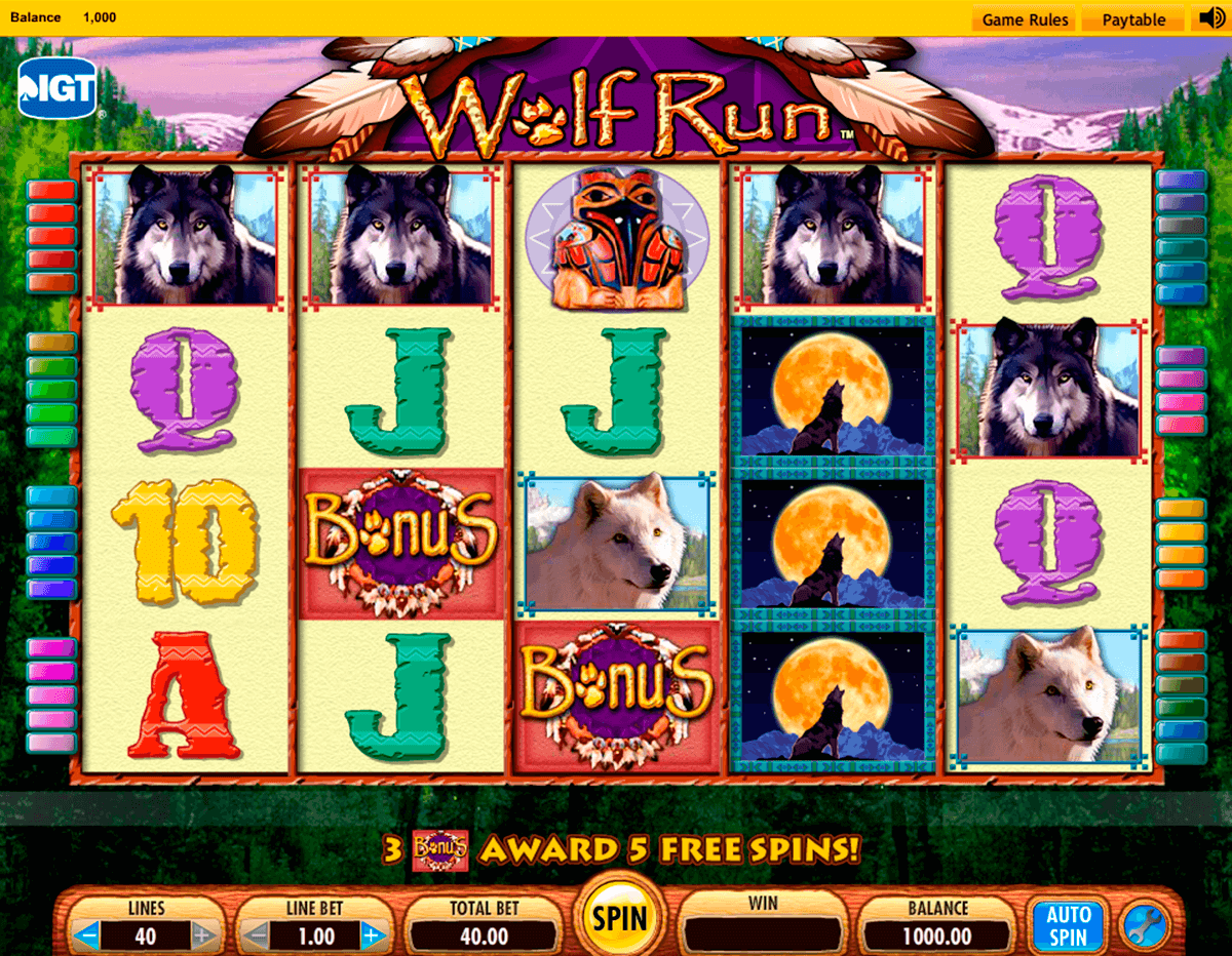 wolf run igt casino